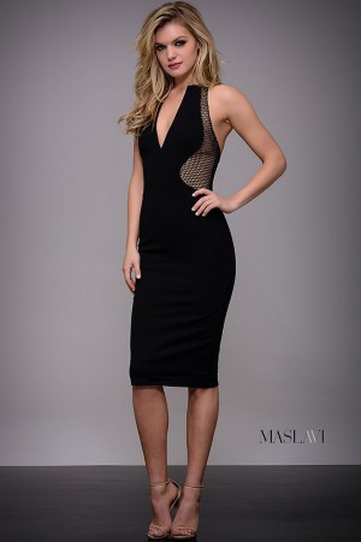 Jovani - Dress Style M533