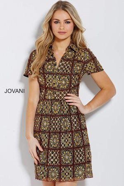 Jovani - Dress Style M54859