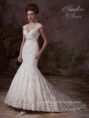 Karelina Sposa C7997 Wedding Dress