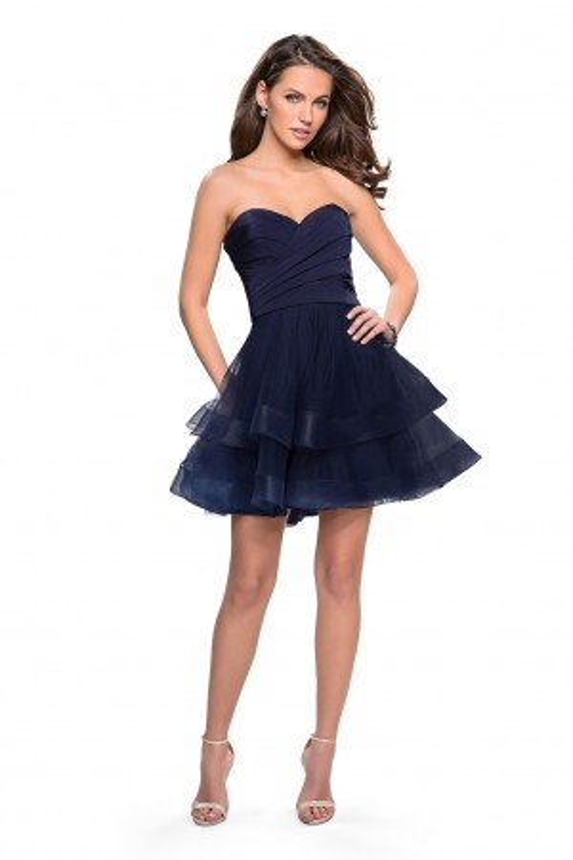 La Femme - Dress Style 26654