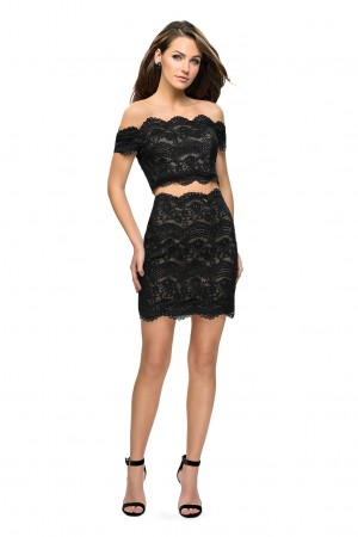 La Femme - Dress Style 26666