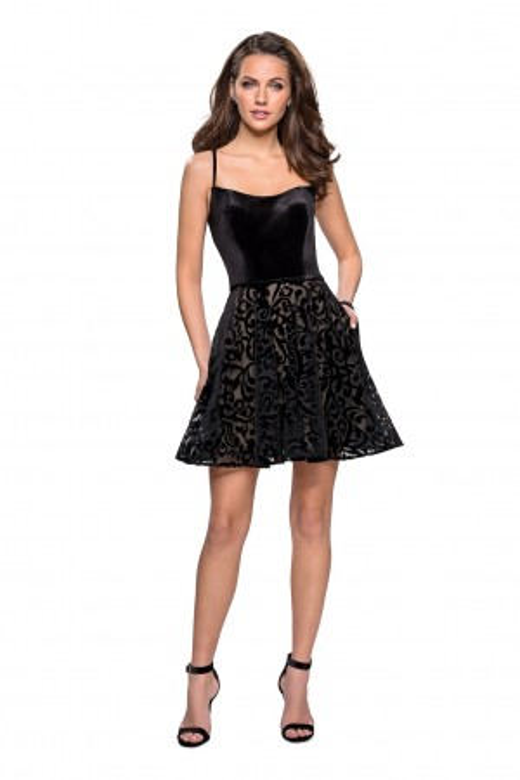La Femme - Dress Style 26785