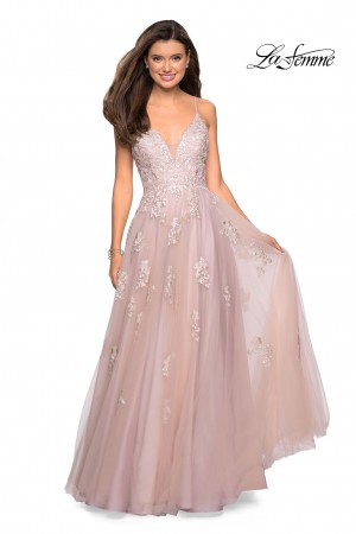 La Femme - Dress Style 27320