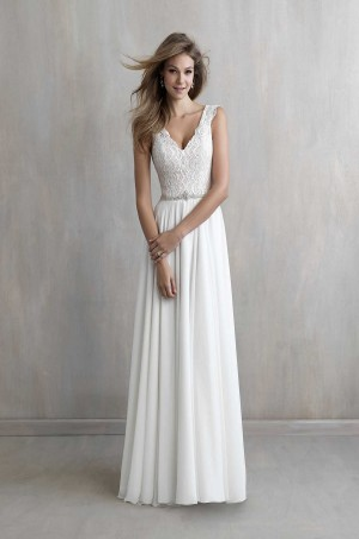 Madison James MJ218 Wedding Dress