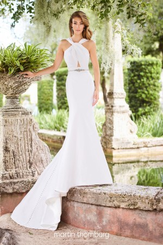 Martin Thornburg for Mon Cheri - Dress Style 218210S Tess Marie