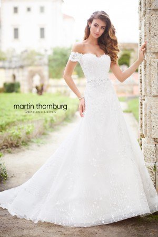 Martin Thornburg for Mon Cheri - Dress Style 218232 Lorena