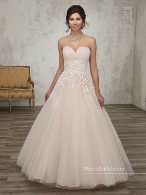 Marys Bridal 2675 Wedding Dress