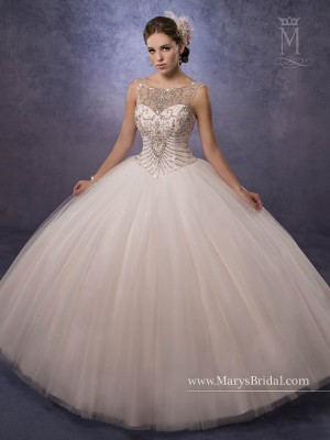 Marys Bridal 4769 Quinceanera Dress
