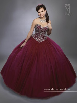 Marys Bridal 4781 Quinceanera Dress