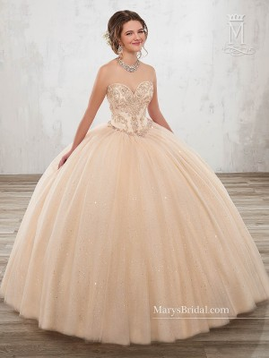 Marys Bridal 4806 Quinceanera Dress