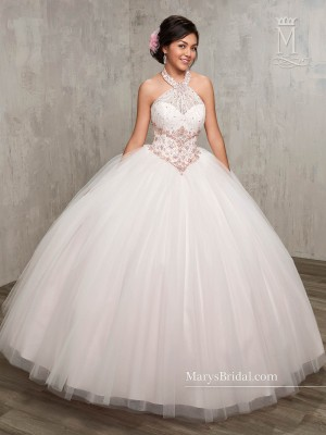 Marys Bridal 4807 Quinceanera Dress