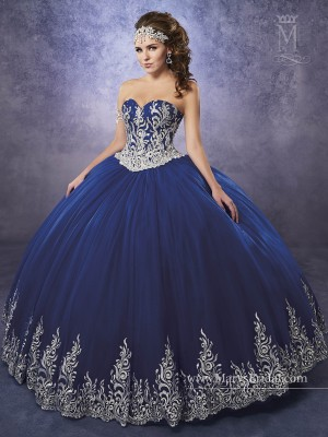 Marys Bridal 4Q478 Quinceanera Dress
