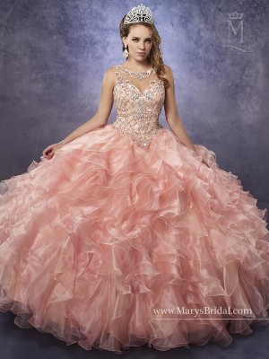 Marys Bridal 4Q483 Quinceanera Dress
