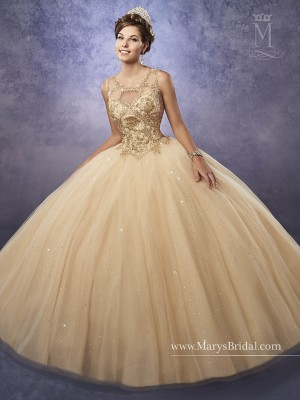 Marys Bridal 4Q496 Quinceanera Dress