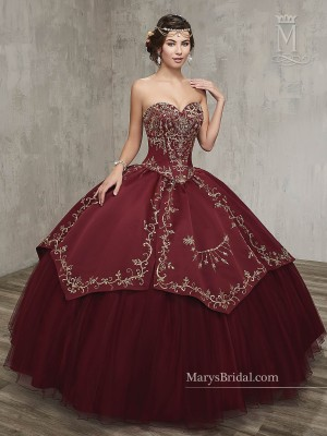Marys Bridal 4Q516 Quinceanera Dress