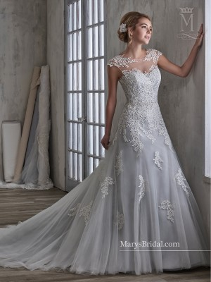 Marys Bridal 6593 Wedding Dress