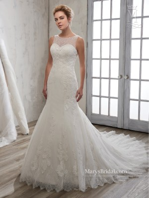 Marys Bridal 6600 Wedding Dress