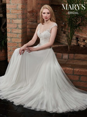 Marys Bridal - Dress Style MB1022
