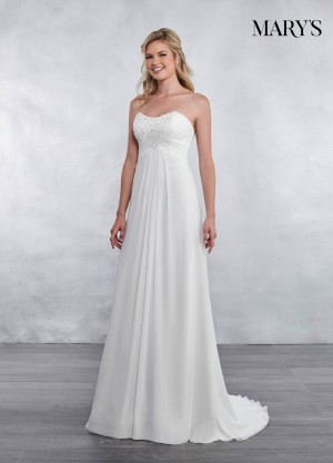 Marys Bridal - Dress Style MB1027