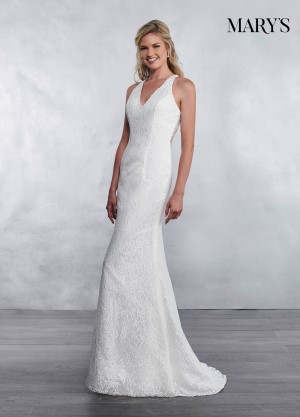 Marys Bridal - Dress Style MB1035