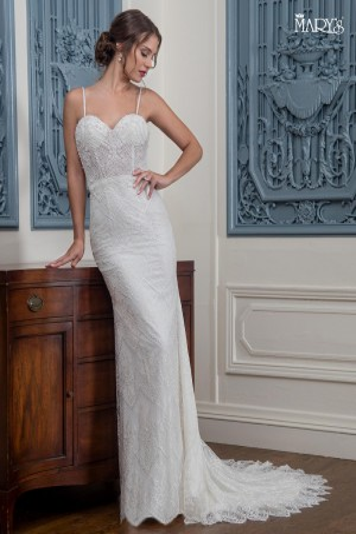 Marys Bridal - Dress Style MB3008
