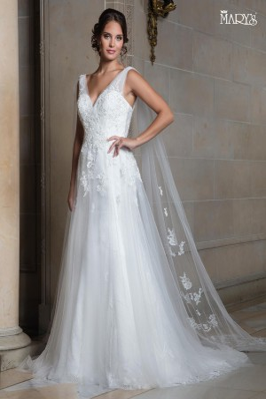 Marys Bridal - Dress Style MB3012
