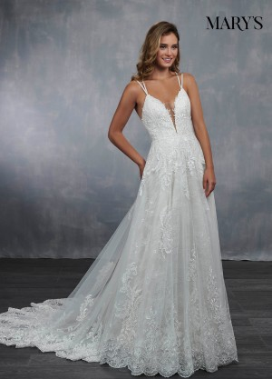 Marys Bridal - Dress Style MB3045