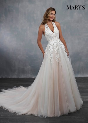 Marys Bridal - Dress Style MB3047