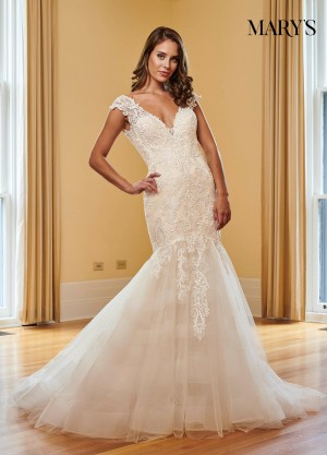 Marys Bridal - Dress Style MB3048