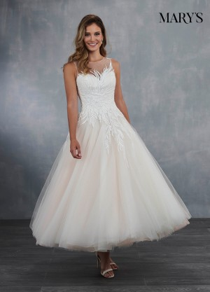 Marys Bridal - Dress Style MB3049