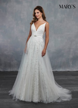 Marys Bridal - Dress Style MB3052