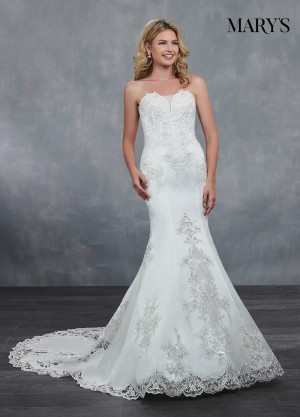 Marys Bridal - Dress Style MB3053