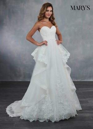 Marys Bridal - Dress Style MB3056