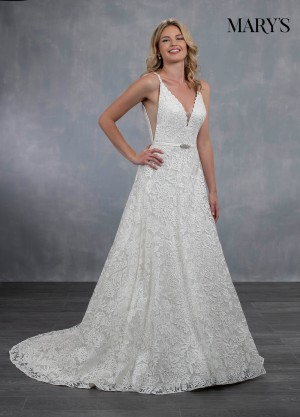 Marys Bridal - Dress Style MB3057