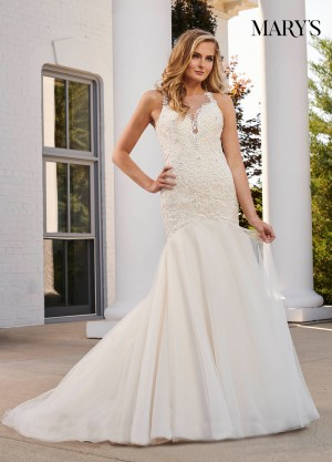 Marys Bridal - Dress Style MB3058