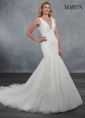 Marys Bridal - Dress Style MB3067