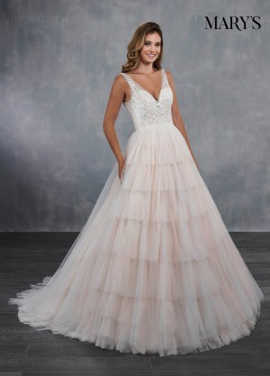 Marys Bridal - Dress Style MB3068