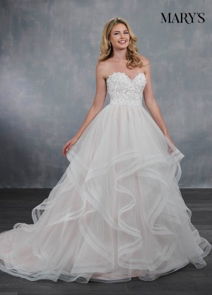 Marys Bridal - Dress Style MB3069