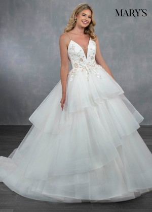 Marys Bridal - Dress Style MB3070