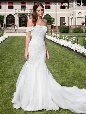 Marys Bridal - Dress Style MB4002