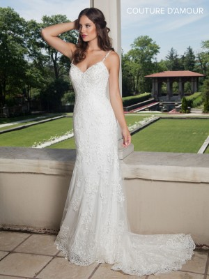 Marys Bridal - Dress Style MB4005