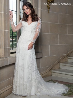 Marys Bridal - Dress Style MB4011