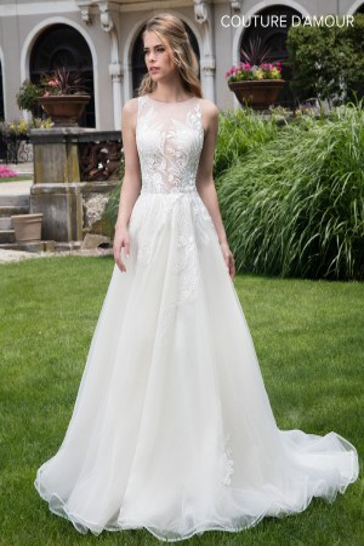 Marys Bridal - Dress Style MB4019