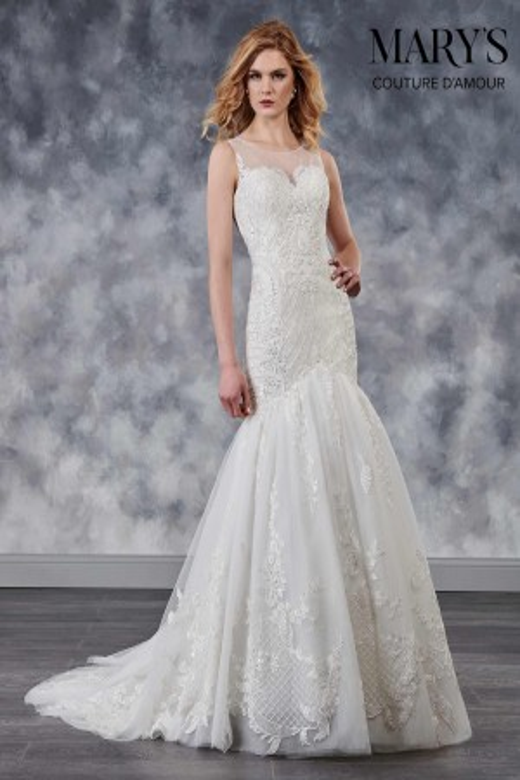 Marys Bridal - Dress Style MB4025