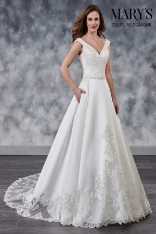 Marys Bridal - Dress Style MB4026