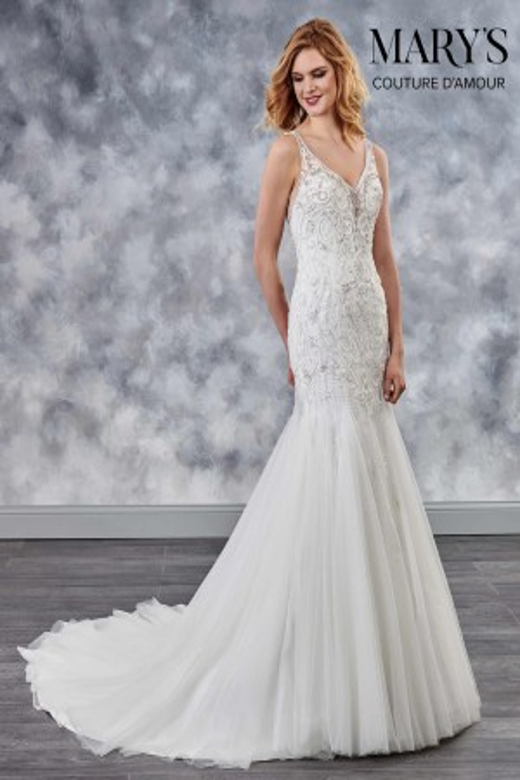 Marys Bridal - Dress Style MB4027