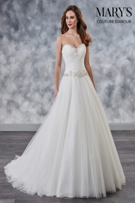 Marys Bridal - Dress Style MB4028