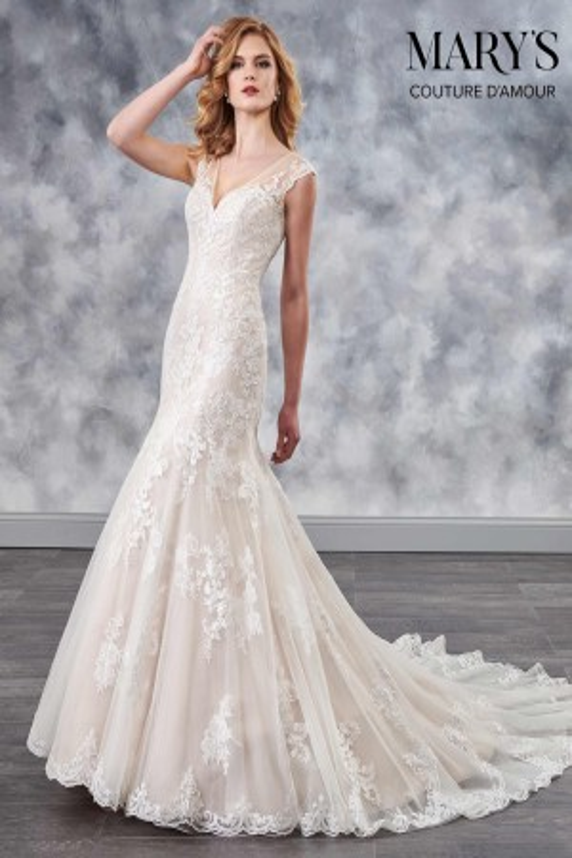 Marys Bridal - Dress Style MB4035