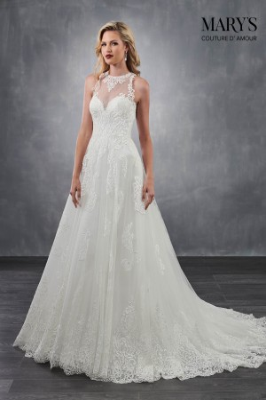 Marys Bridal - Dress Style MB4042