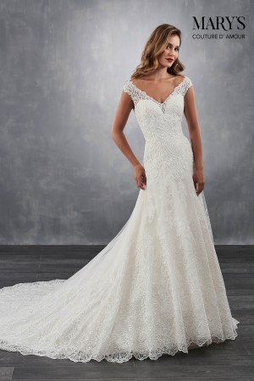 Marys Bridal - Dress Style MB4045